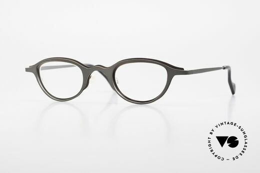 Theo Belgium Uno Enchanting Ladies Eyeglasses Details