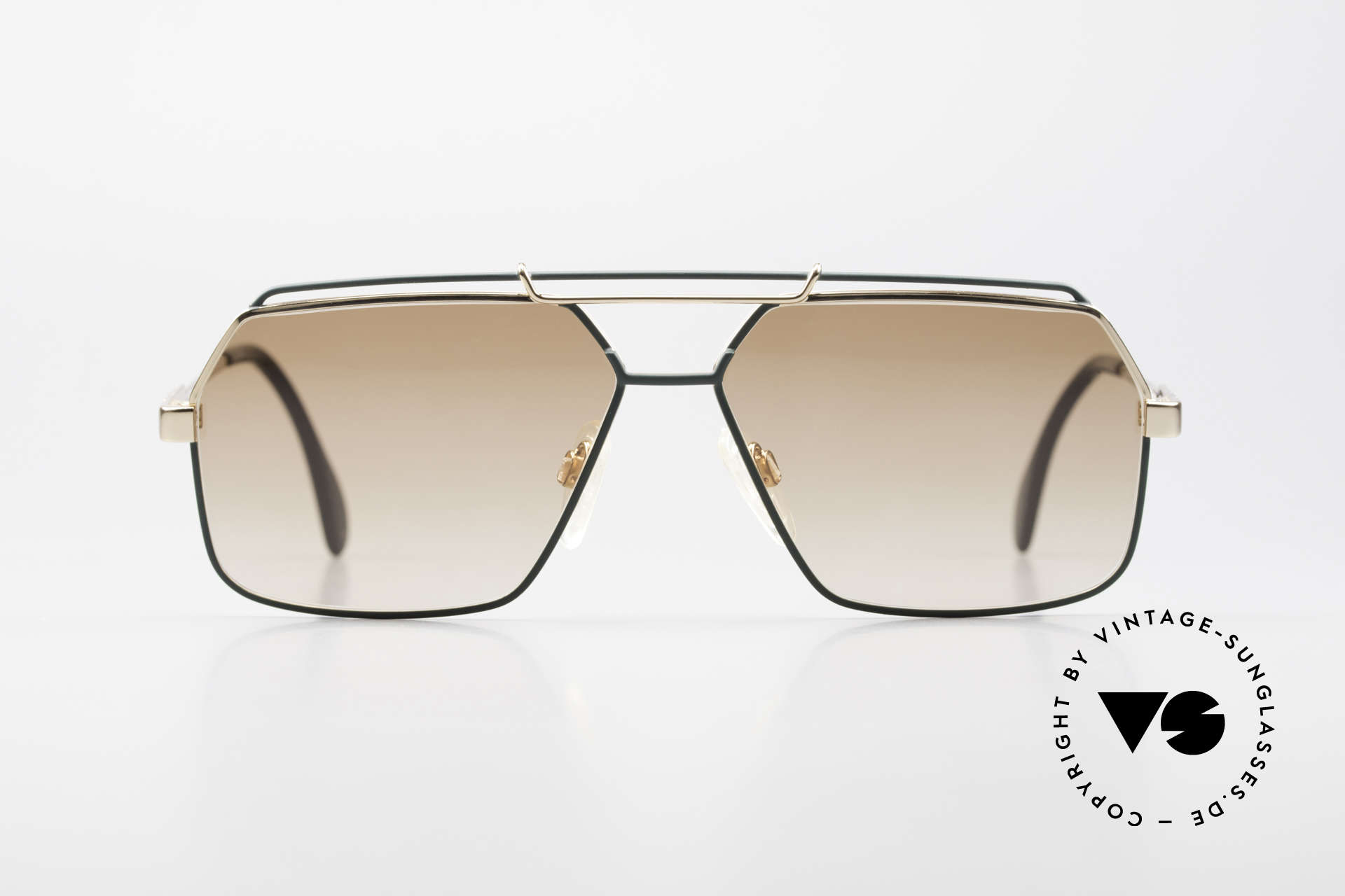 Cazal 734 1980's West Germany Shades, finest quality from W.Germany, in size 59/13, 140, Made for Men