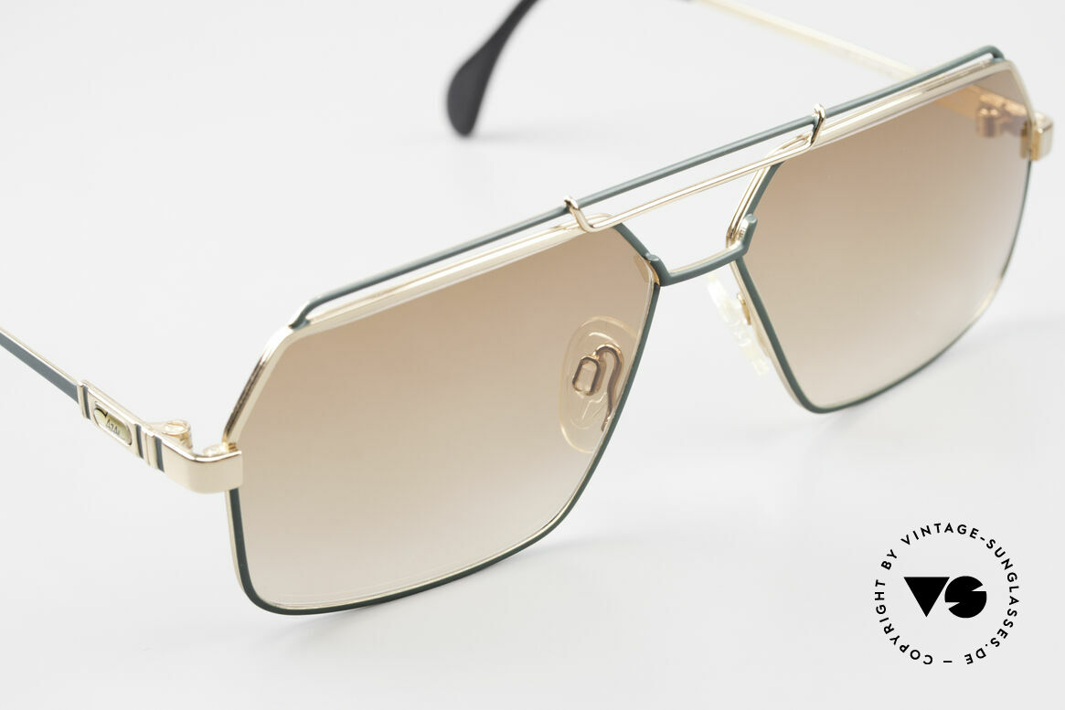 Cazal 734 1980's West Germany Shades, NO retro shades, but a rare old 'W.Germany' frame, Made for Men
