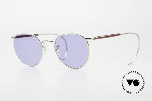 Savile Row Panto 47/20 Johnny Depp Sunglasses 80's Details
