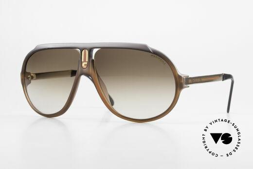 Carrera 5512 80's Don Johnson Sunglasses Details