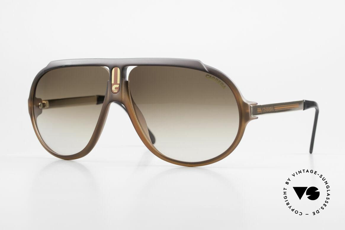 Carrera 5512 80's Don Johnson Sunglasses, legendary 1980's vintage CARRERA designer sunglasses, Made for Men