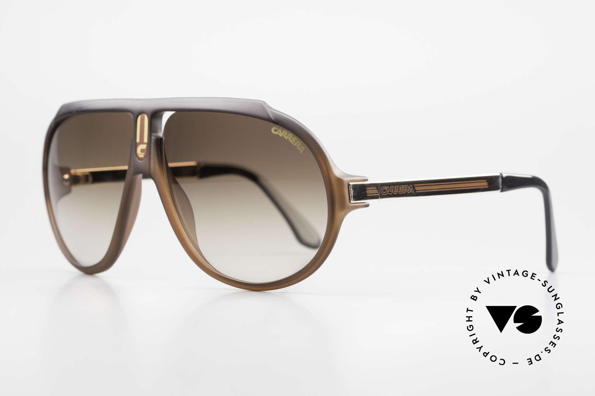 Carrera 5512 80's Don Johnson Sunglasses, Carrera Mod. 5512 worn by Don Johnson in Miami Vice, Made for Men