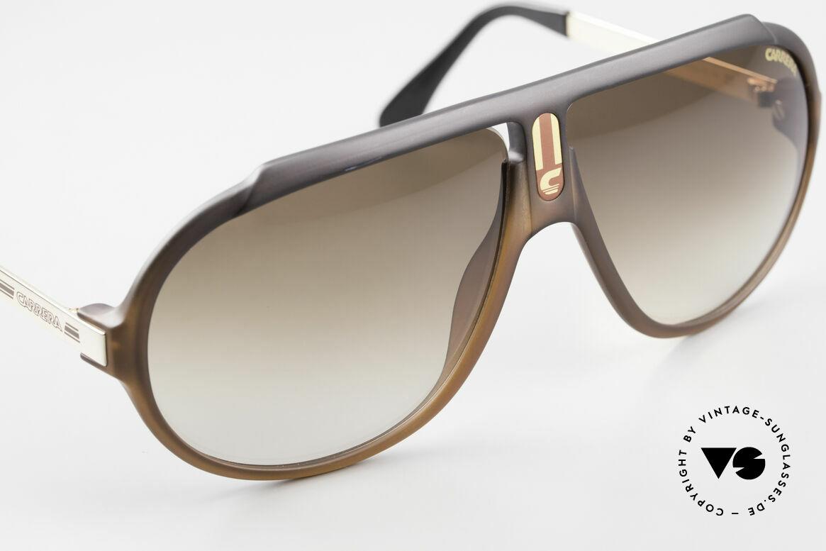 Carrera 5512 80's Don Johnson Sunglasses, unworn rarity with high-end Carrera lenses (100% UV), Made for Men