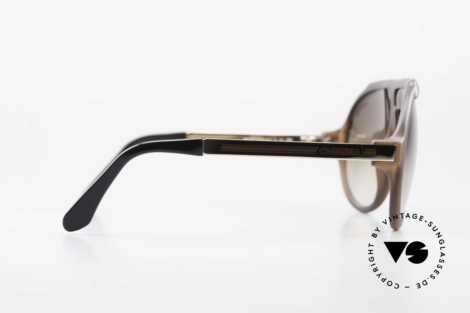 Carrera 5512 80's Don Johnson Sunglasses, NO retro shades; a 30 years old ORIGINAL + Porsche case, Made for Men