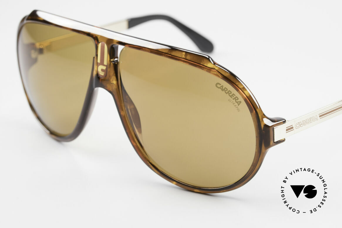 Carrera 5512 Polarized UltraPol Sun Lenses, cult object and sought-after collector's item, worldwide, Made for Men
