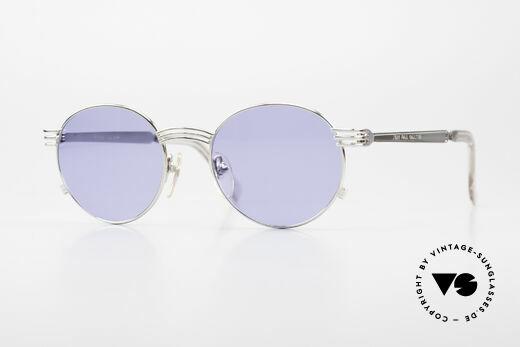 Jean Paul Gaultier 55-3174 Designer 90's Vintage Glasses Details
