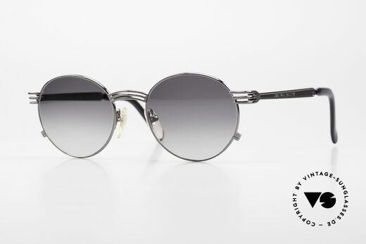 Jean Paul Gaultier 55-3174 Designer Vintage 90's Glasses Details