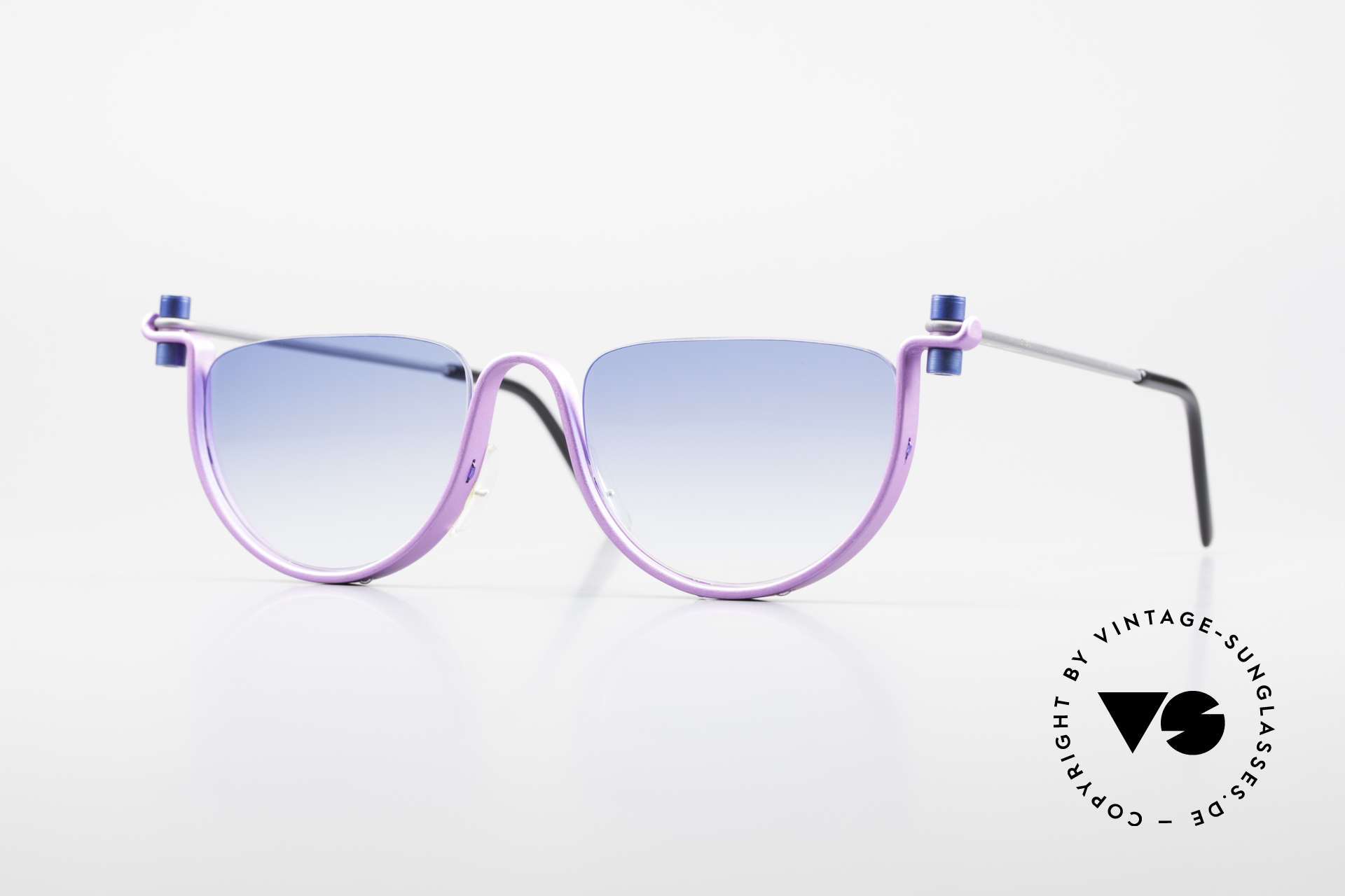 ProDesign No2 Rare Vintage Movie Shades 90's, Pro Design N° TWO- Optic Studio Denmark Glasses, Made for Men and Women