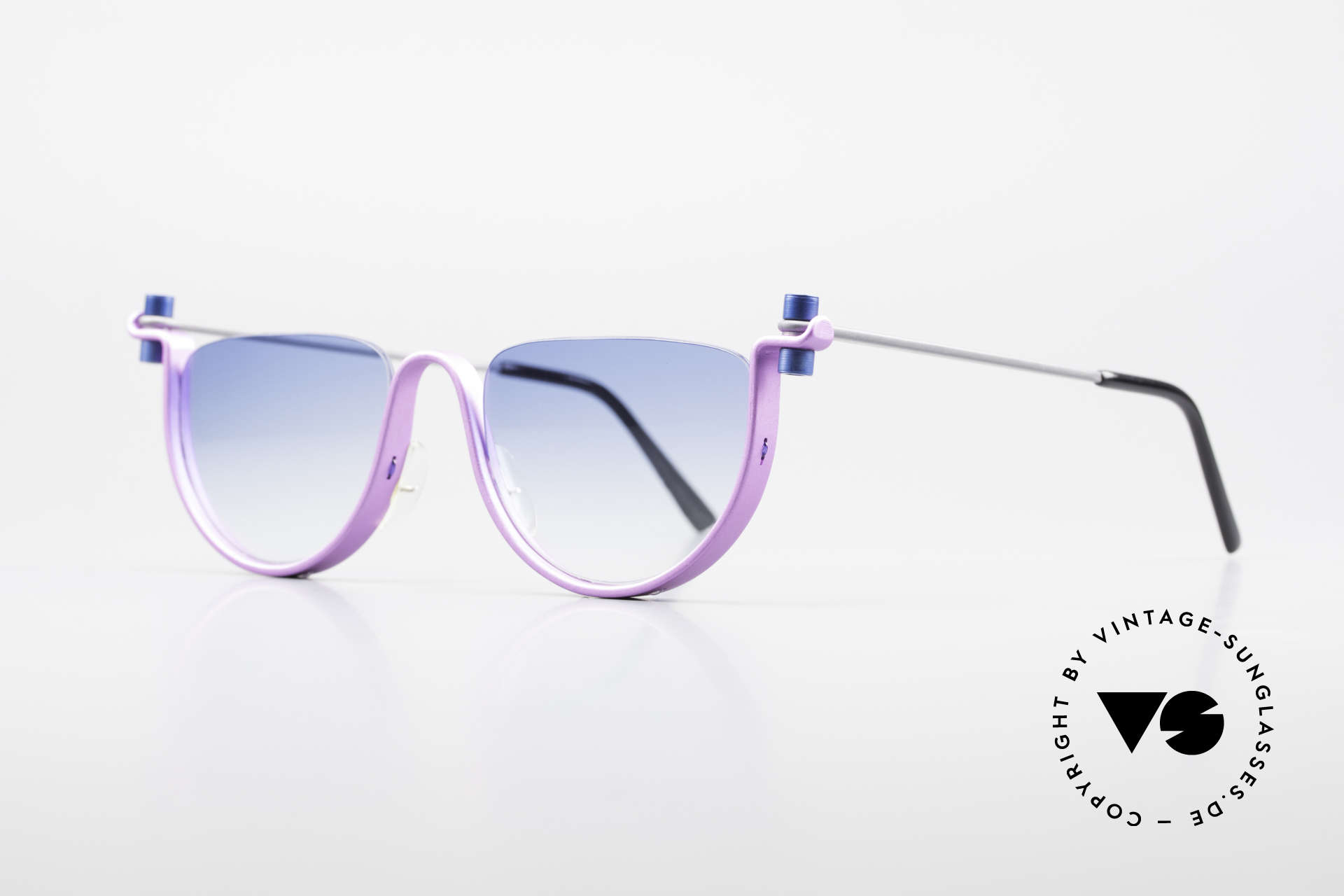 ProDesign No2 Rare Vintage Movie Shades 90's, successor of the legendary Pro Design N° ONE model, Made for Men and Women