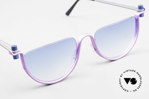 ProDesign No2 Rare Vintage Movie Shades 90's, unworn single item (like all our famous movie frames), Made for Men and Women