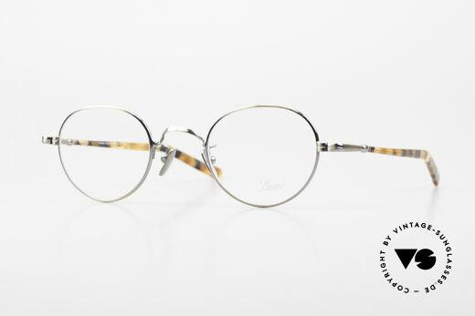 Lunor VA 108 Round Lunor Glasses Original Details