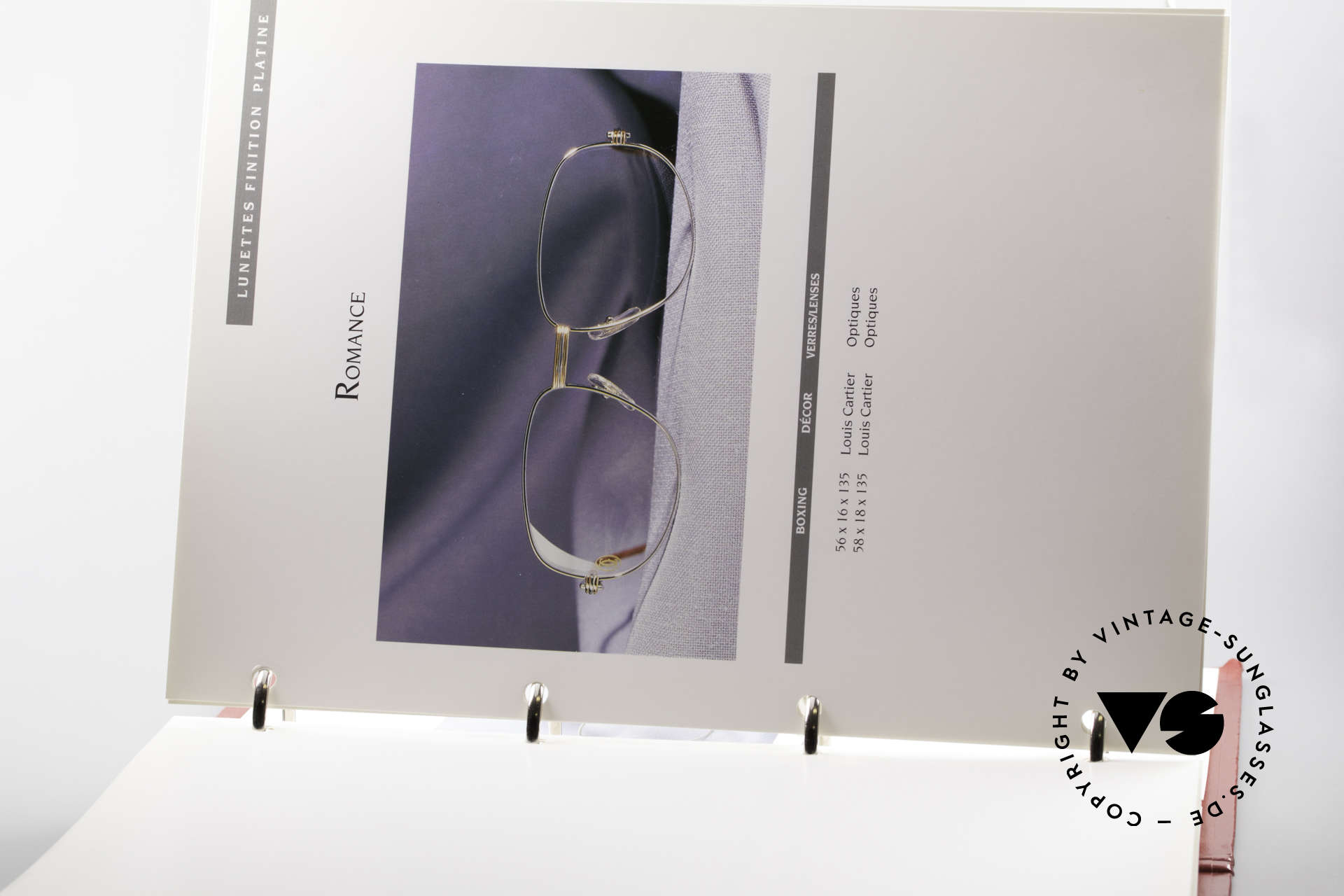Cartier_ Catalog Cartier Lunettes Eyewear, Size: extra large, Made for Men and Women