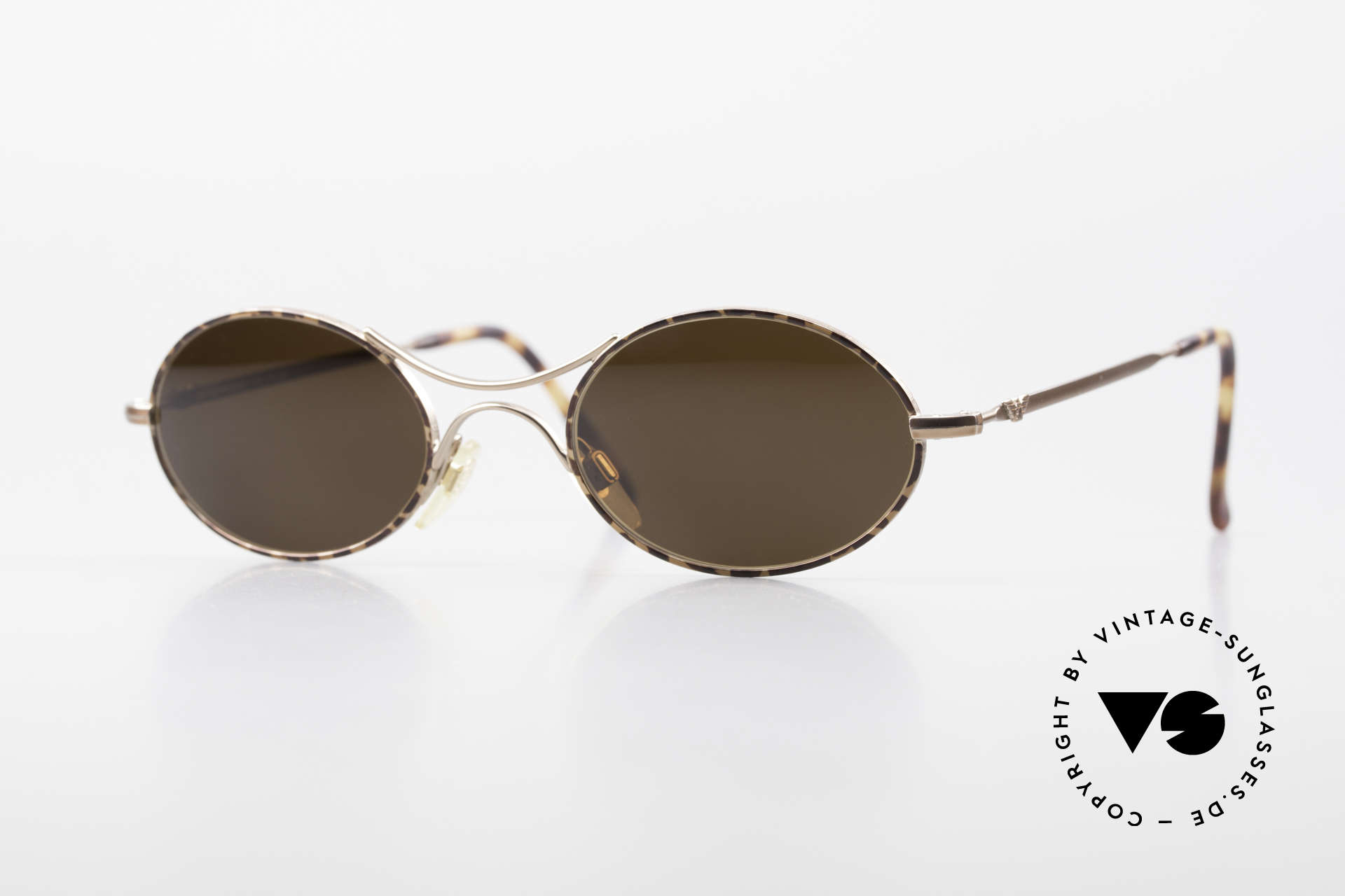 Giorgio Armani EA044 Successor Mod Schubert Glasses, Emporio Armani shades, mod. 044, col. 945, size 48-21, Made for Men and Women