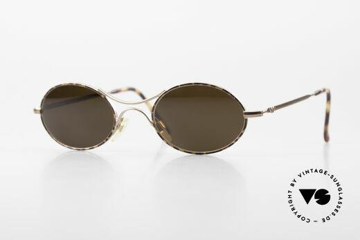 Giorgio Armani EA044 Successor Mod Schubert Glasses Details