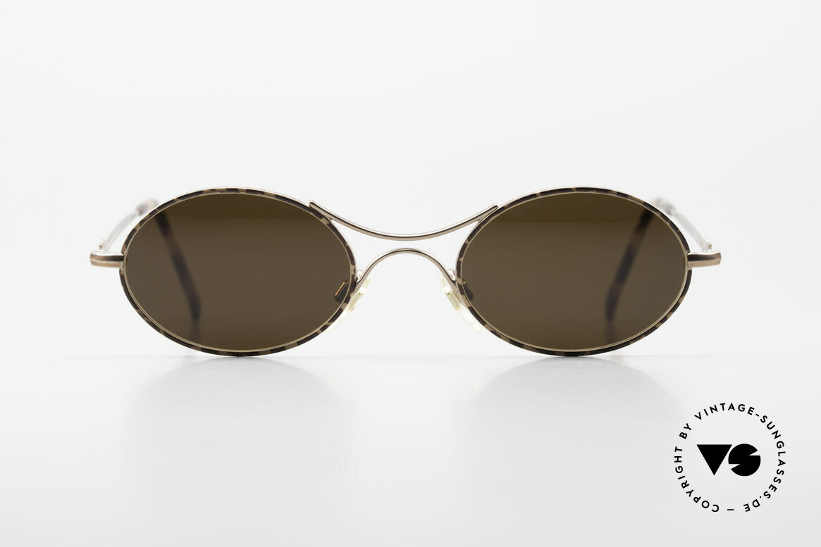 Giorgio Armani EA044 Successor Mod Schubert Glasses, the SCHUBERT model of the Emporio Armani collection, Made for Men and Women