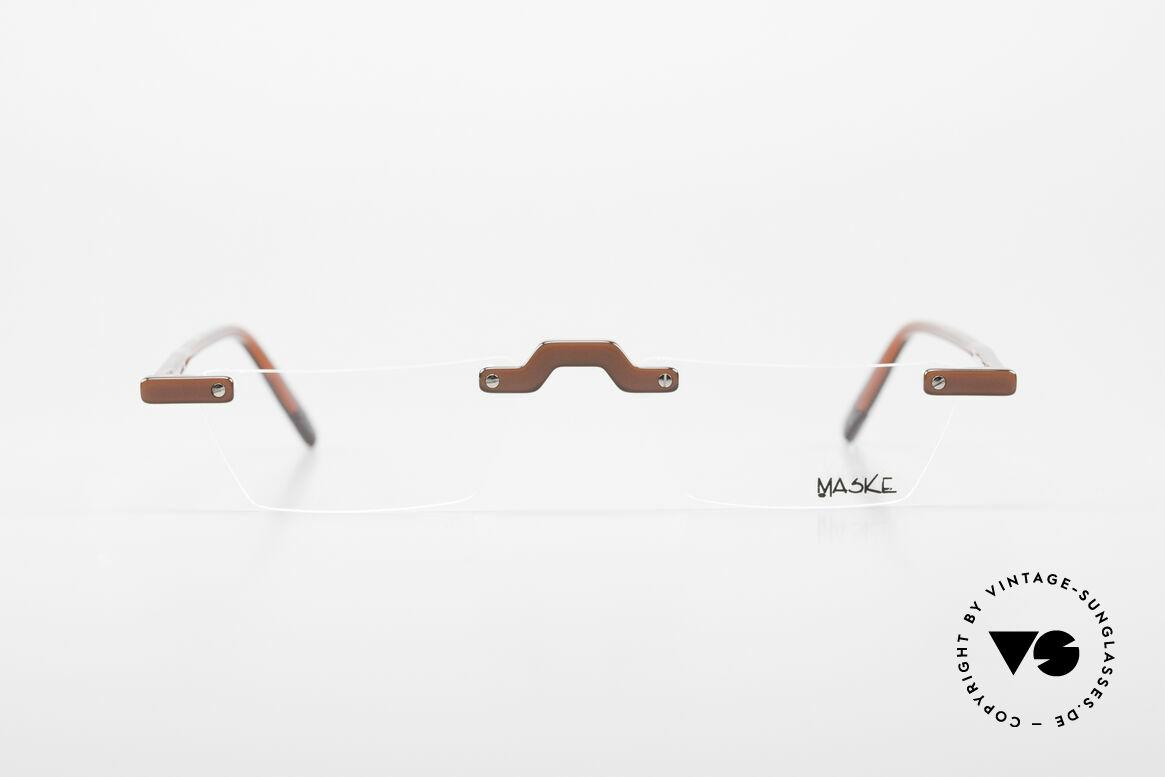 Design Maske Berlin Alpha 8 90's Designer Reading Glasses, imaginative designs of the 90's, made in Kreuzberg, Made for Men and Women