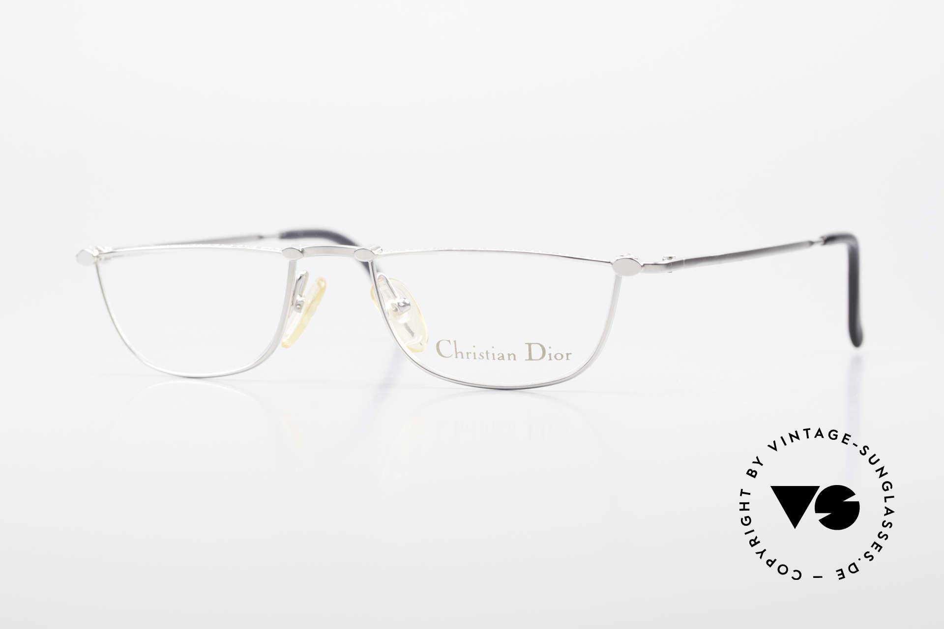 Christian Dior 2943 Designer Reading Glasses 90's, noble Christian Dior reading glasses from the 1990's, Made for Men and Women