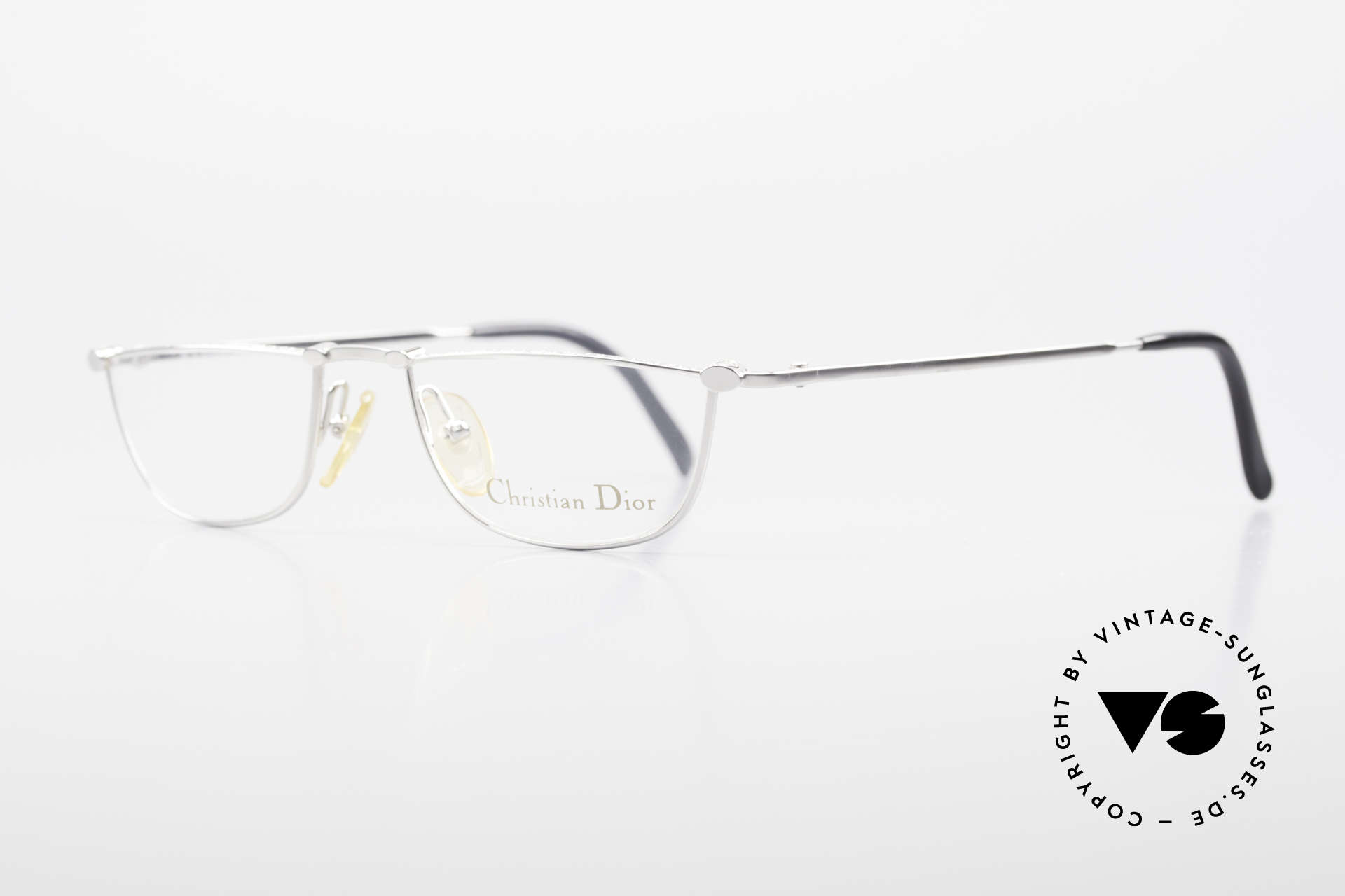 Christian Dior 2943 Designer Reading Glasses 90's, utterly top-quality - U've got to feel this! - vintage!, Made for Men and Women