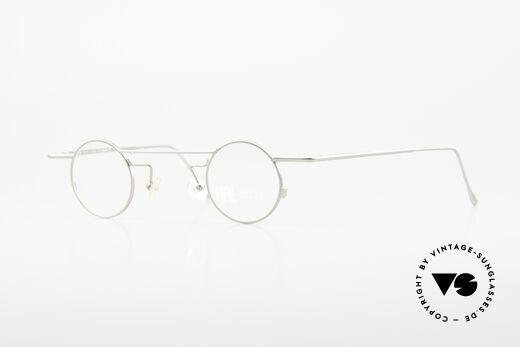 ProDesign 4021 Titanium Frame Bauhaus Style Details