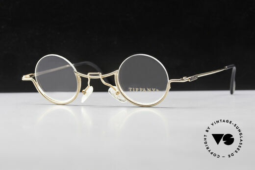 Tiffany T64 23K Gold Plated Luxury Frame Details
