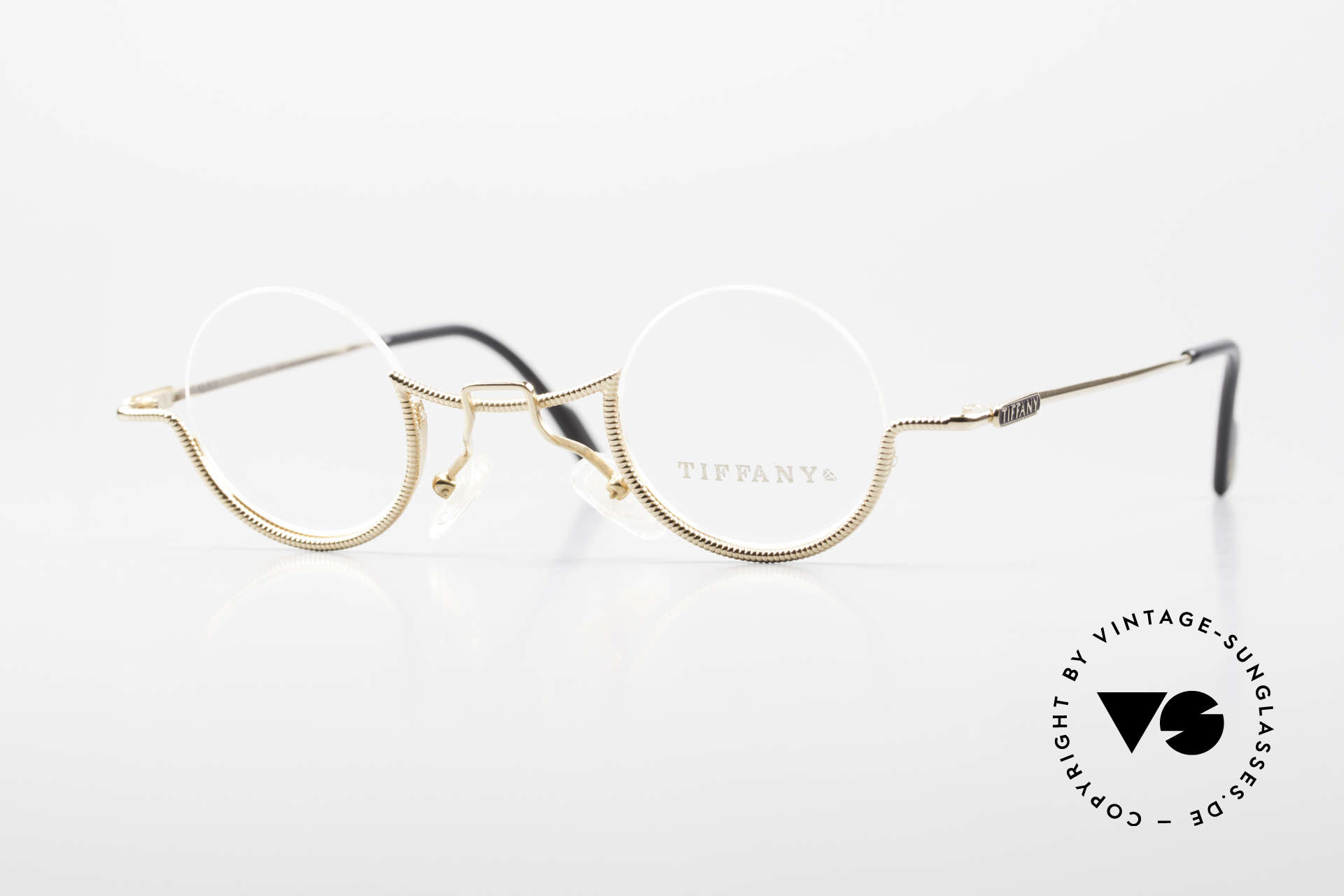 Tiffany T64 23K Gold Plated Luxury Frame, fantastic combination of elegance, style & quality, Made for Women