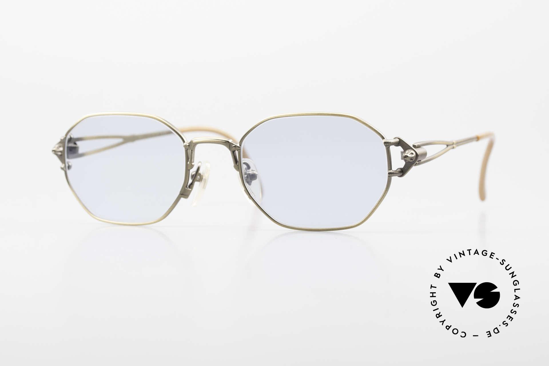 Jean Paul Gaultier 55-6106 Old 90's Designer Sunglasses, precious Jean Paul Gaultier sunglasses from app. 1994, Made for Men and Women