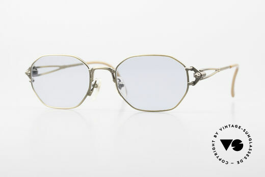 Jean Paul Gaultier 55-6106 Old 90's Designer Sunglasses Details