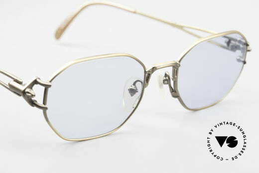 Jean Paul Gaultier 55-6106 Old 90's Designer Sunglasses, NO retro fashion, but a 20 years old rarity; true vintage!, Made for Men and Women