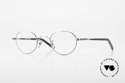 Lunor VA 107 Panto Style Antique Silver AS Details