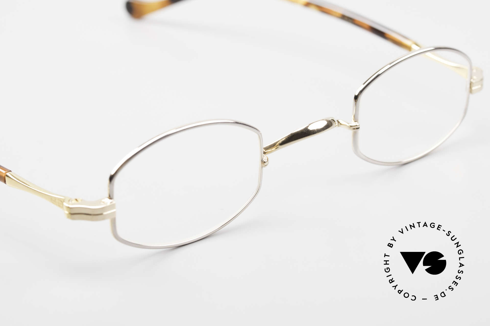Lunor II A 02 Limited Edition BC Tortoise, this unique rarity can be glazed with prescription lenses, Made for Men and Women