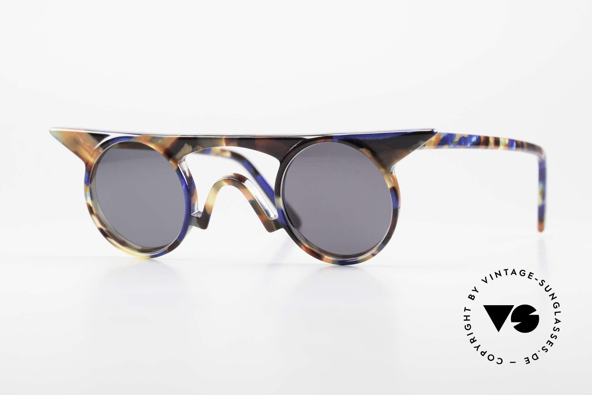 Design Maske Berlin Jason Artful Vintage Sunglasses 90s, Design Maske Berlin: glasses like never seen before, Made for Women