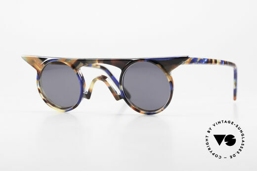 Design Maske Berlin Jason Artful Vintage Sunglasses 90s Details