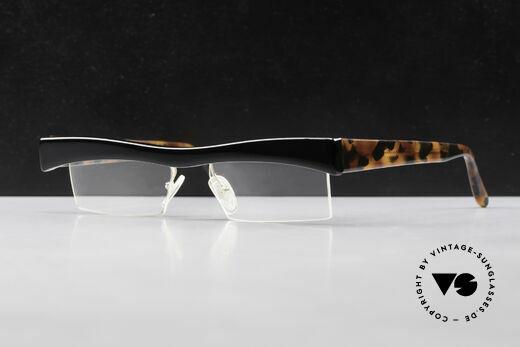 Design Maske Berlin Hamma Artful Vintage Eyeglasses 90s Details