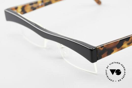 Design Maske Berlin Hamma Artful Vintage Eyeglasses 90s, DEMO lenses should be replaced with prescriptions, Made for Men