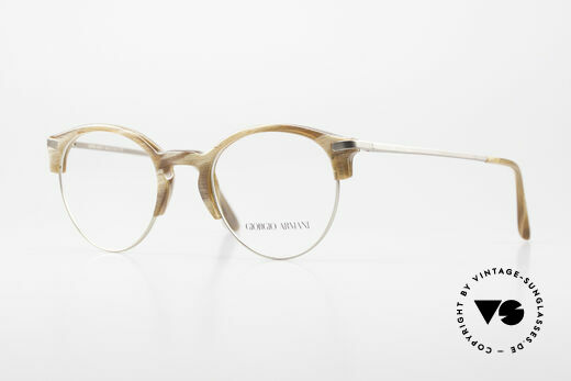 Giorgio Armani 7014 Panto Frame With Spring Hinges Details