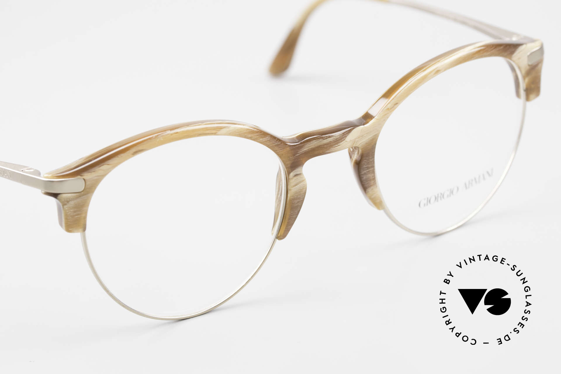 Giorgio Armani 7014 Panto Frame With Spring Hinges, unworn model in MEDIUM size: 46/21, 140mm temple, Made for Men and Women
