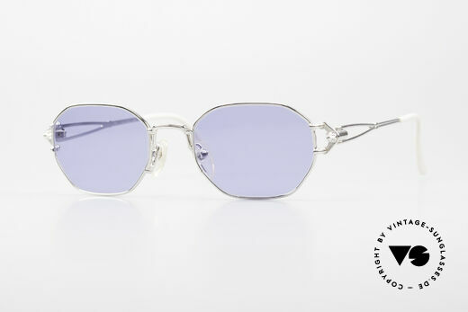 Jean Paul Gaultier 55-6106 Rare 90's Designer Sunglasses Details