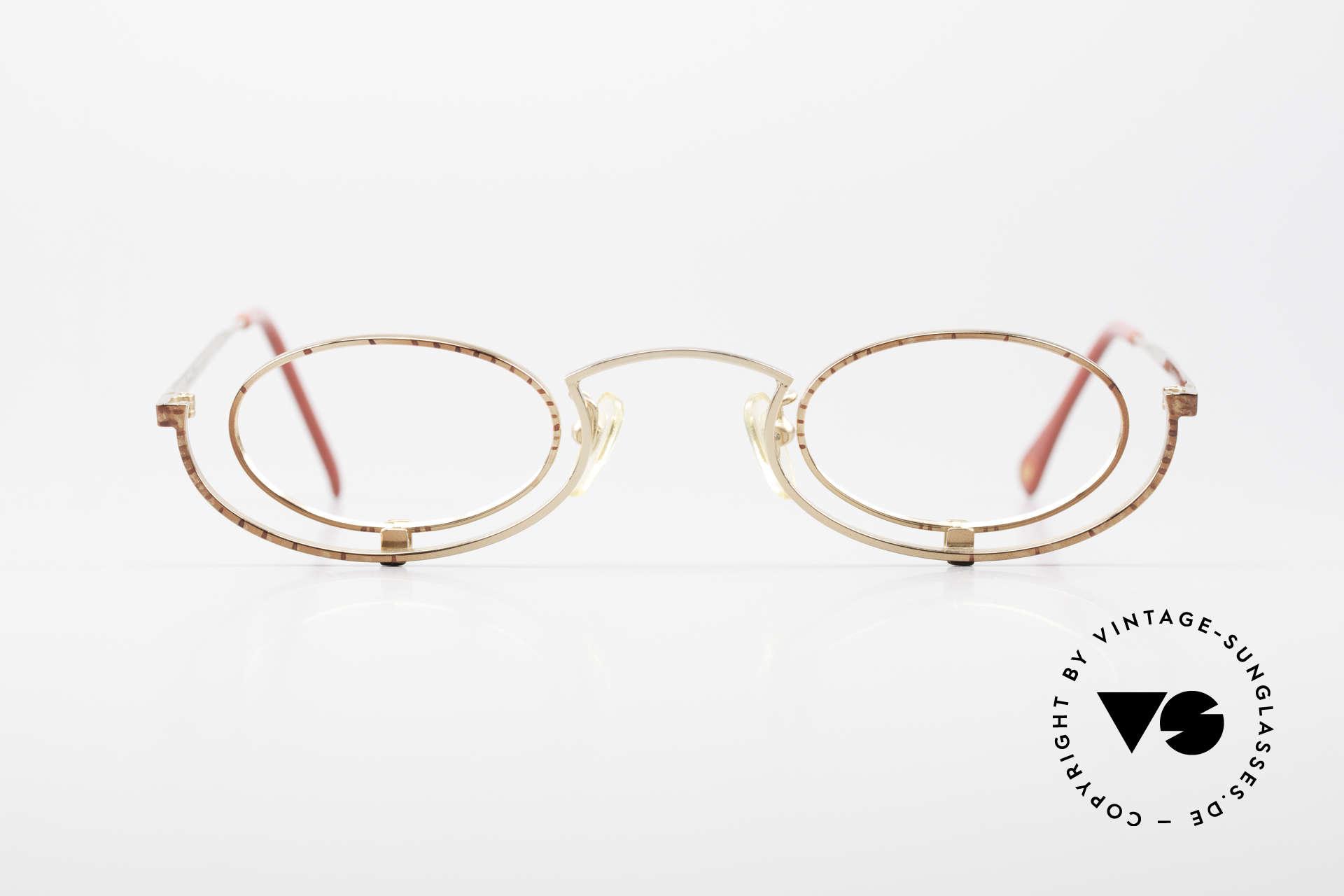 Casanova LC35 Crazy Designer Reading Glasses, design: full of verve and something really different!, Made for Women
