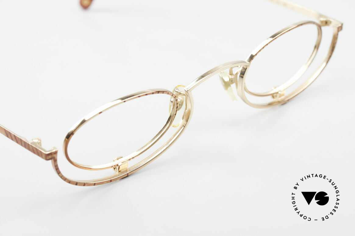 Casanova LC35 Crazy Designer Reading Glasses, simply a fantastic combination of art & functionality, Made for Women