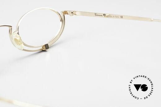 Casanova LC35 Crazy Designer Reading Glasses, unworn (like all our rare vintage reading eyeglasses), Made for Women
