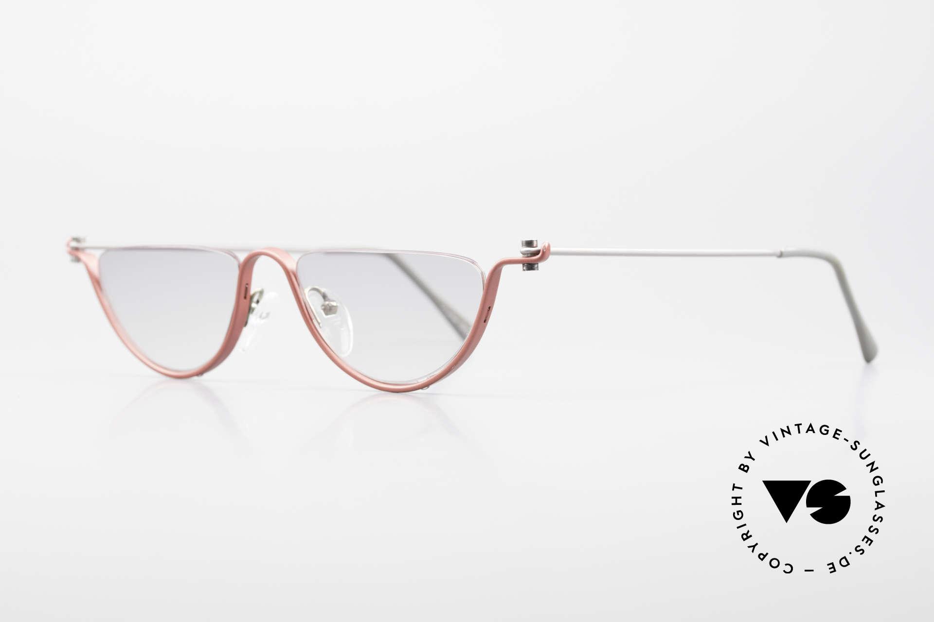 ProDesign No11 Gail Spence Design Sunglasses, successor of the legendary Pro Design N° ONE model, Made for Women