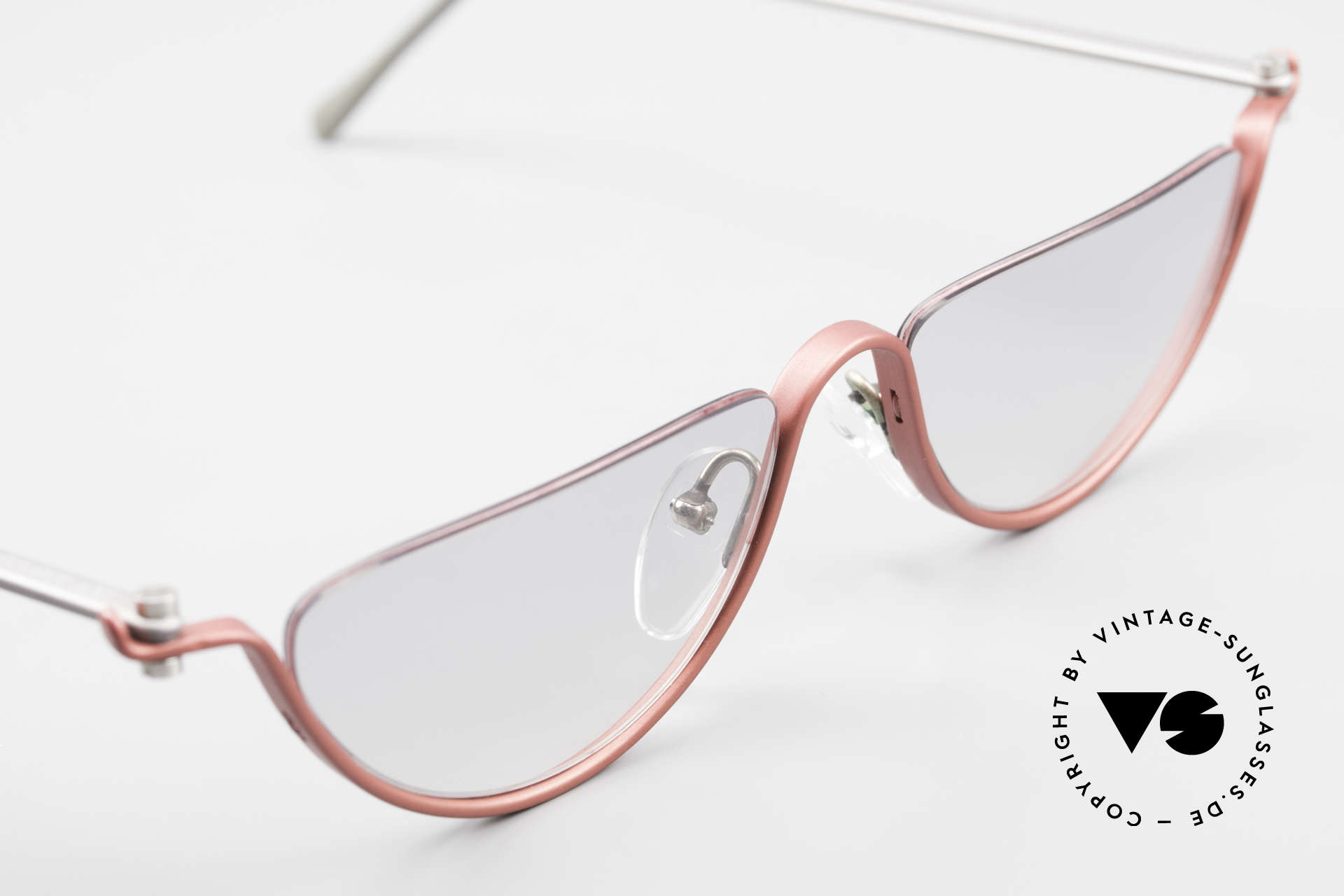 ProDesign No11 Gail Spence Design Sunglasses, ultra RARE designer sunglasses from the mid 1990's, Made for Women