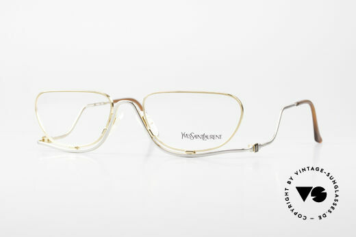 Yves Saint Laurent 4012 Y116 Extraordinary Eyeglasses Details