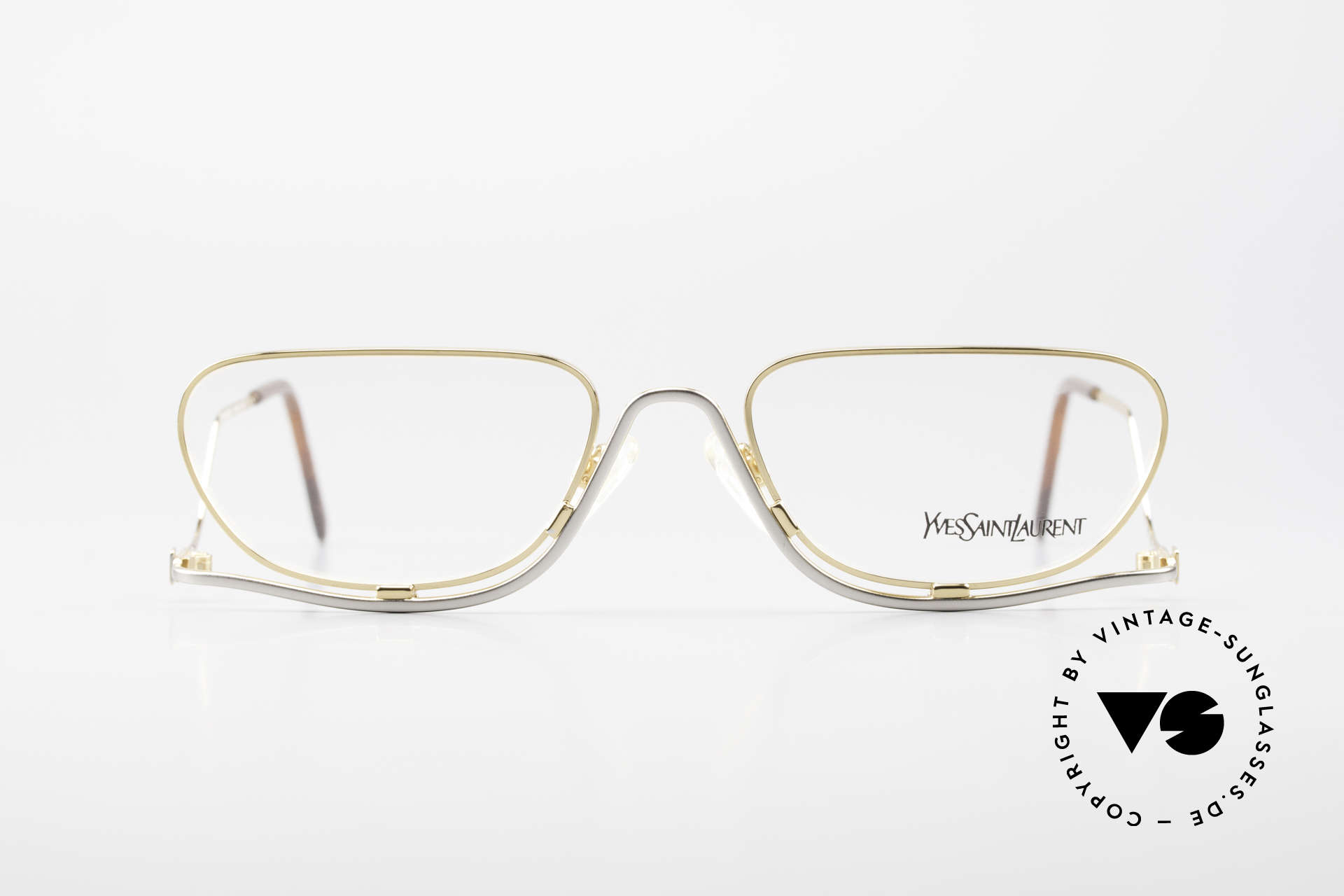 Yves Saint Laurent 4012 Y116 Extraordinary Eyeglasses, by the famous style icon: Yves Saint LAURENT, Made for Women