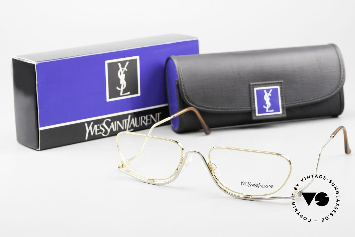 Yves Saint Laurent 4012 Y116 Extraordinary Eyeglasses, Size: medium, Made for Women