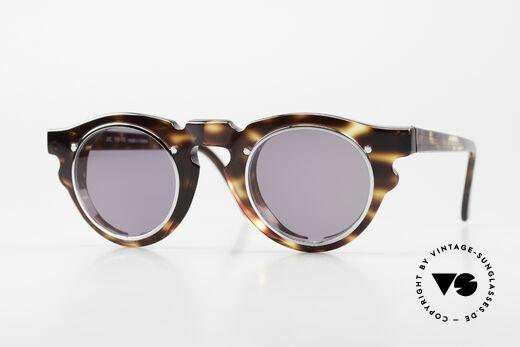 IDC 768 True Vintage Panto Sunglasses Details