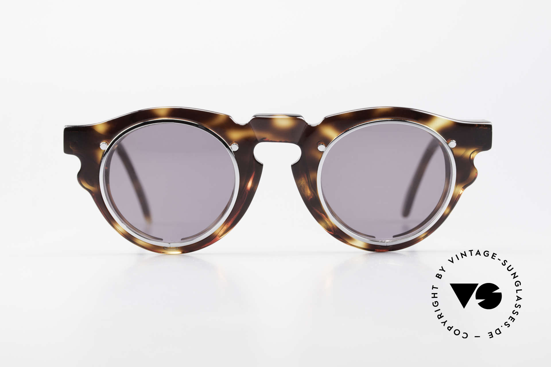 IDC 768 True Vintage Panto Sunglasses, high-end quality shades and very pleasant to wear, Made for Men and Women