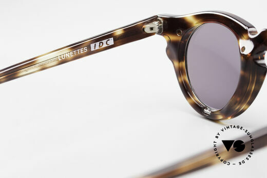 IDC 768 True Vintage Panto Sunglasses, NO RETRO specs, but an app. 30 years old ORIGINAL, Made for Men and Women