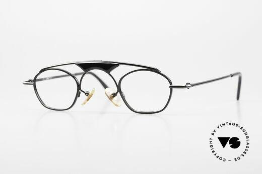 IDC 111 Small Crazy Vintage Eyeglasses Details